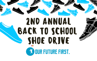 2nd Annual Back to School Shoe Drive