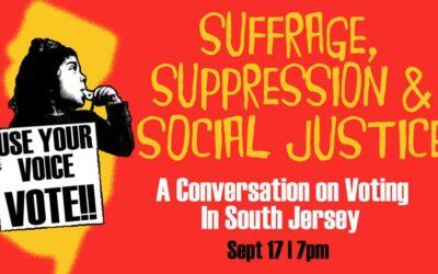 Suffrage, Suppression, & Social Justice: A conversation on voting in SJ