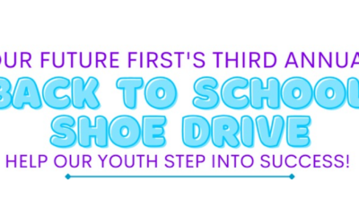 Our 3rd Annual Back to School Shoe Drive
